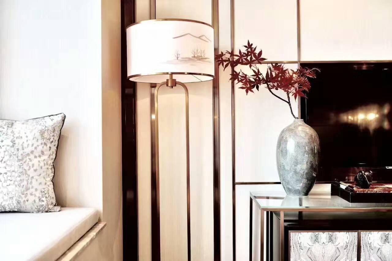 半包32万打造300平米新古典奢华别墅设计