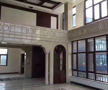 东方普罗旺斯别墅装修设计案例1000平米欧式奢华豪宅设计|北京十大别墅装修装修公司
