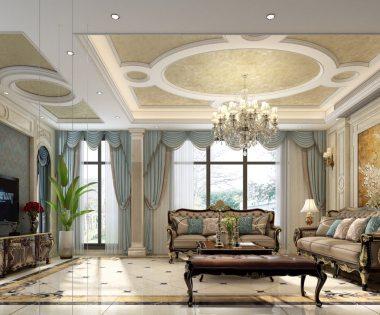 500平欧式风格别墅