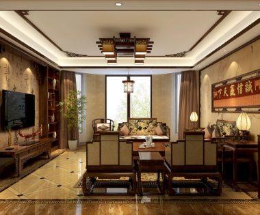 420平米中式风格