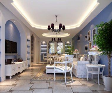 地中海风格别墅