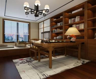 5万打造127平米新中式老房改造