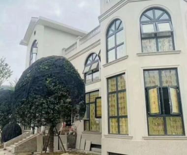 乐天堂娱乐网址装饰1000平米别墅设计法式风格|全国前十大别墅装修公司