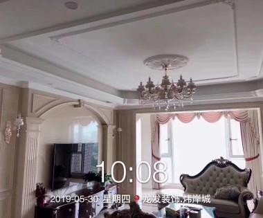 北京别墅装修案例|北京别墅家装设计|龙发装饰FA别墅设计机构