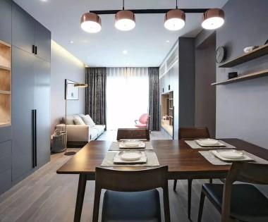 120平米老房改造旧房翻新装修设计|北京老房改造哪家好|龙发装饰